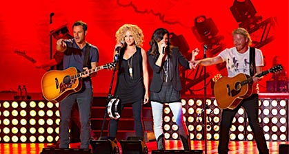 little-big-town-on-stage