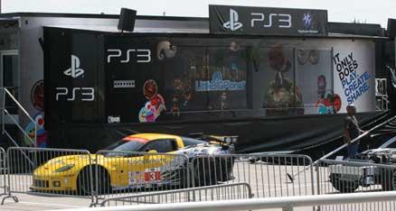 PS3 – Corvette